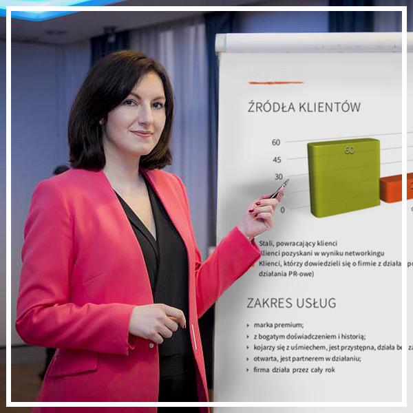 Dorota Steliga | Szkolenia